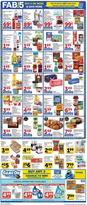 Apple deals in the Vons catalog ( 1 day ago)