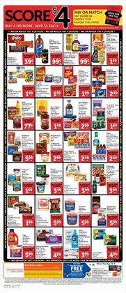 Vons deals in the Sterling VA weekly ad