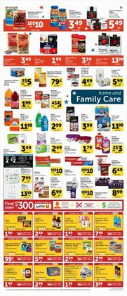 Soap deals in the Vons weekly ad in Los Angeles CA