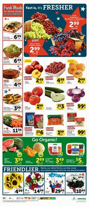 Fruit deals in the Vons weekly ad in Sterling VA