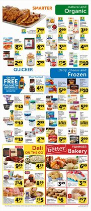 Fruit deals in the Vons weekly ad in Houston TX