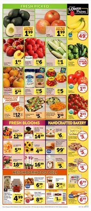 Bedding deals in the Vons weekly ad in Sterling VA