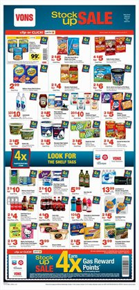 Bathroom linen deals in the Vons weekly ad in Sterling VA