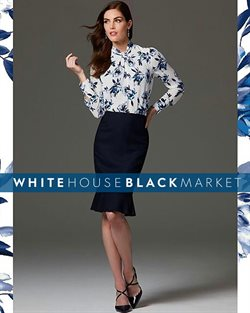 White House Black Market deals in the Houston TX weekly ad