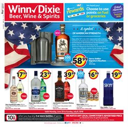 Winn Dixie deals in the Tampa FL weekly ad