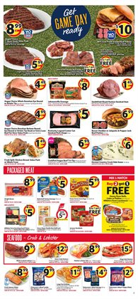Captain America deals in the Winn Dixie weekly ad in Bessemer AL