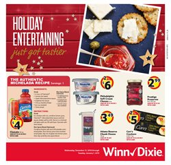 Water deals in the Winn Dixie weekly ad in Delray Beach FL