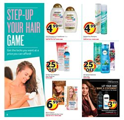 Shampoo deals in the Winn Dixie weekly ad in Bessemer AL