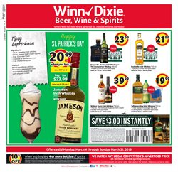 Grocery & Drug deals in the Winn Dixie weekly ad in Miami FL