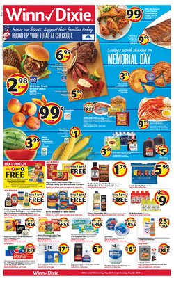 Grocery & Drug deals in the Winn Dixie weekly ad in Saint Augustine FL