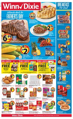 Winn Dixie deals in the Baton Rouge LA weekly ad