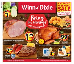 Grocery & Drug deals in the Winn Dixie weekly ad in New Orleans LA