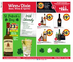 Grocery & Drug offers in the Winn Dixie catalogue in Jacksonville FL ( More than a month )