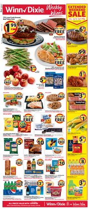 Winn Dixie catalogue ( Expires tomorrow )