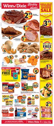 Winn Dixie catalogue ( 3 days ago )