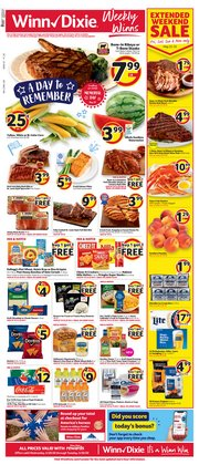 Grocery & Drug offers in the Winn Dixie catalogue in Fort Lauderdale FL ( 2 days left )