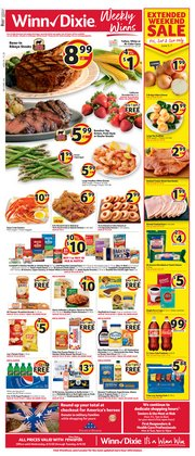Grocery & Drug offers in the Winn Dixie catalogue in Ruskin FL ( Published today )