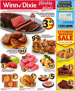 Grocery & Drug offers in the Winn Dixie catalogue in Gadsden AL ( Published today )
