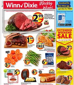 Winn Dixie catalogue ( Published today )