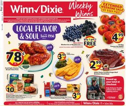 Grocery & Drug offers in the Winn Dixie catalogue in Opa Locka FL ( Expires today )