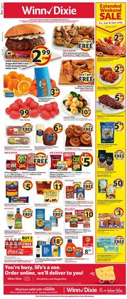 Winn Dixie catalogue ( Expires today )