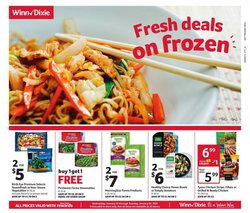 Grocery & Drug offers in the Winn Dixie catalogue in Ruskin FL ( 2 days ago )