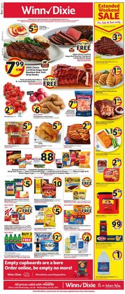 Grocery & Drug offers in the Winn Dixie catalogue in Baton Rouge LA ( 1 day ago )