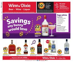Winn Dixie catalogue in Tampa FL ( 8 days left )