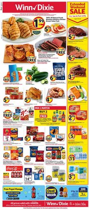 Winn Dixie catalogue in Tampa FL ( 3 days left )