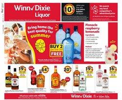 Winn Dixie deals in the Winn Dixie catalog ( 18 days left)