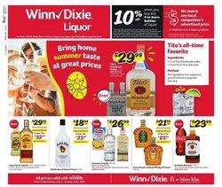 Grocery & Drug deals in the Winn Dixie catalog ( 6 days left)