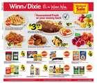 Winn Dixie catalogue ( 3 days left )