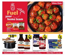 Grocery & Drug deals in the Winn Dixie catalog ( 1 day ago)