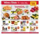 Winn Dixie catalogue ( Expires tomorrow )