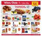 Winn Dixie catalogue ( 2 days ago )