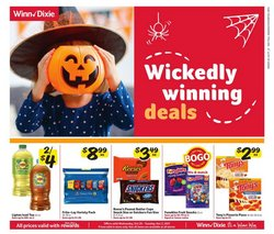Grocery & Drug deals in the Winn Dixie catalog ( 9 days left)