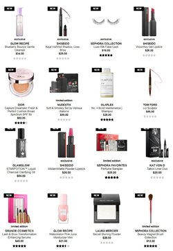 Gel deals in the Sephora weekly ad in New York