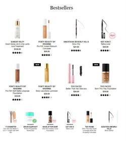 Fragrances deals in the Sephora weekly ad in Acworth GA