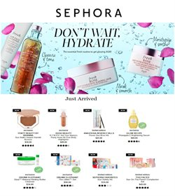 Beauty & Personal Care deals in the Sephora weekly ad in New York