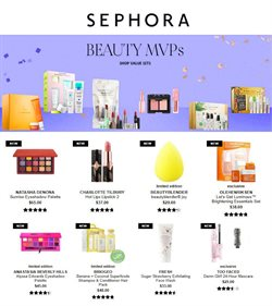 Beauty & Personal Care deals in the Sephora weekly ad in Meriden CT