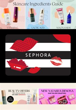 Beauty & Personal Care offers in the Sephora catalogue in Anderson IN ( Published today )