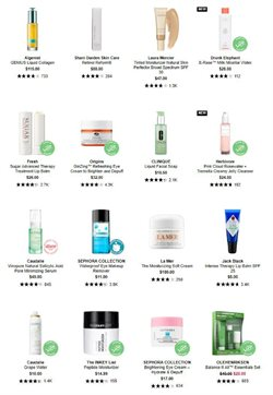 Water deals in Sephora