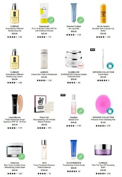 Clinique deals in Sephora