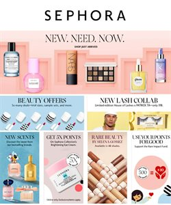 Beauty & Personal Care offers in the Sephora catalogue in Pico Rivera CA ( 6 days left )