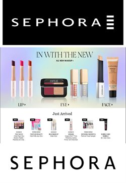 Beauty & Personal Care deals in the Sephora weekly ad in Bell CA