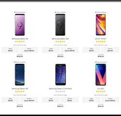 LG deals in the Sprint weekly ad in New York