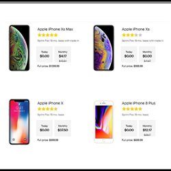 Apple products deals in the Sprint weekly ad in Humble TX