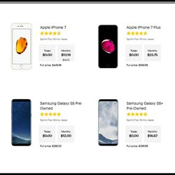 Mouse deals in the Sprint weekly ad in Bothell WA