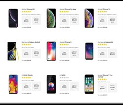 IPhone deals in the Sprint weekly ad in New York