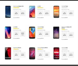 Phones deals in the Sprint weekly ad in Arvada CO